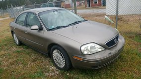 2001 mercury sable in Livingston, Texas