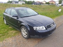 Audi A4  2.5 Manual Diesel 2003  only 116.000 miles in Ramstein, Germany