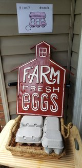 H.A. is open! Now saleing eggs during the week. in Fort Campbell, Kentucky