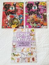 3 WHAT?! Activity Books in Fort Benning, Georgia