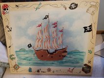 Pirate Canvas Wall Art in Plainfield, Illinois