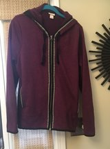 XL Zippered Hoodie in St. Charles, Illinois