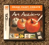 Nintendo DS Art Academy: Draw, Create, Paint. in Clarksville, Tennessee