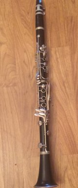 Clarinet with Case in Warner Robins, Georgia