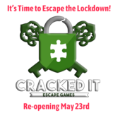 Cracked It Escape Games Reopening Special in Camp Lejeune, North Carolina