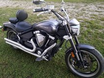 07 Yamaha Warrior 1700cc cruiser motorcycle in Fort Leonard Wood, Missouri