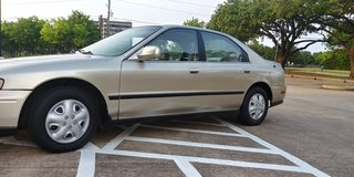 99 honda accord in Bellaire, Texas