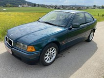 BMW 316 i compact AC new inspection free delivery in Hohenfels, Germany