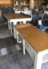 work benches in Barstow, California