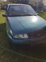 Ford Fiesta 1.3 Green   New Inspection in Spangdahlem, Germany