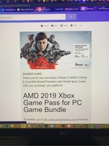 AMD 2019 Xbox game pass for Pc in Spring, Texas