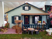 Handmade Dollhouse 2483-2 in Camp Lejeune, North Carolina