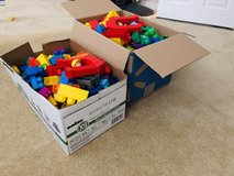 LEGO blocks in Fort Carson, Colorado