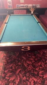 Pool table for sale in Okinawa, Japan