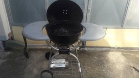 Rare Weber charcoal grill-deep cleaned in Ramstein, Germany