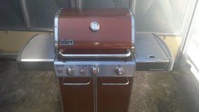 Weber Genesis Propane grill w/ lots of extras in Ramstein, Germany