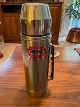 Uno-Vac Thermos with Carry Case - Like NEW!!! Reduced! in Fort Leonard Wood, Missouri