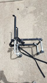 Bicycle mount for car in CyFair, Texas