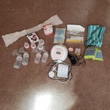 Spectra S1 breastpump with all accessories shown in Shorewood, Illinois