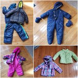 Winter coats/snow suits in Naperville, Illinois