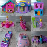 Polly Pocket Collection in Wiesbaden, GE