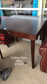 Folding Table (New) in Fort Leonard Wood, Missouri