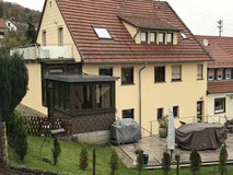 Huge totally renovated Duplex with garage and guest apartment in Ramstein, Germany