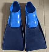 Kids/Boys swimming fins - blue in Alamogordo, New Mexico
