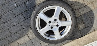 Summer Tires 195/45 R15 78V Goodyear Eagle F1 on ENZO Rims (Set of 4) in Ansbach, Germany