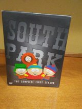 South Park - The Complete First Season DVD in Batavia, Illinois