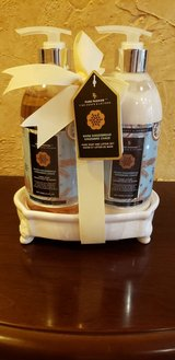 New Soap and Lotion Caddy in Naperville, Illinois