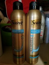 Suave spray lotion in Oswego, Illinois