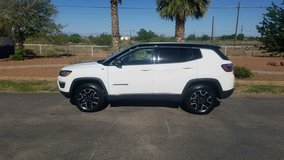 LOW miles! 1-owner! 2019 Jeep Compass Trailhawk! in Alamogordo, New Mexico