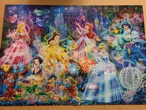 Disney Princess Puzzle in Okinawa, Japan