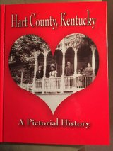 Hart County, Kentucky Pictorial History Book in Fort Knox, Kentucky
