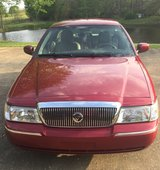 2003 Mercury Grand Marquis LS Sedan in Fort Knox, Kentucky