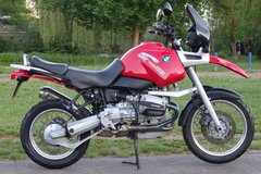 BMW R1100GS in Ramstein, Germany