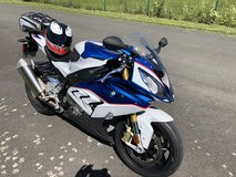 2015 BMW S1000RR with Premium Package in Wiesbaden, GE