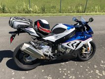 2015 BMW S1000RR with Premium Package in Ramstein, Germany