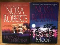 Carolina Moon and Honest Illusions by Nora Roberts in Bartlett, Illinois
