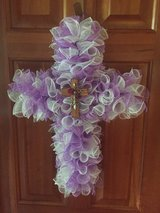 Momerial Cross Wreath. Funeral Home, Etc. in Fort Knox, Kentucky