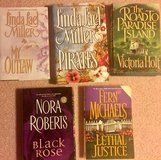 5 Hardcover Romance and Intrigue Books. #112 in Fort Knox, Kentucky