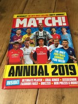 Match Annual 2019 in Lakenheath, UK
