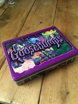 Goosebumps Tin with 5 Books in Lakenheath, UK