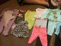 Girl size 0-3 months in Fort Campbell, Kentucky