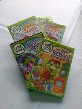 Leap Frog DVDs in Bolingbrook, Illinois