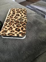 iPhone 7 cover wallet new leopard in Travis AFB, California