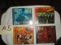 24 (NEW & SEALED) Spanish CD's - Please check out photographs in The Woodlands, Texas