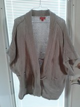 Elle cardigan XL gray in Naperville, Illinois