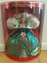 Holiday Barbie 1995 in Fort Campbell, Kentucky